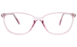 Oval Plastic Eyeglasses Frame for Fashion,Classic,Party Bifocals