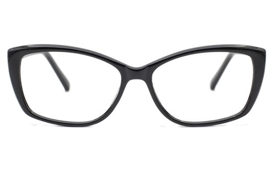 Semi Cat Eye Glasses