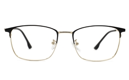 Titanium Stainless Eyeglasses for Fashion,Classic,Party Bifocals