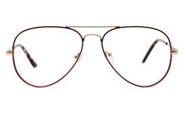 Aviator Metal Prescription glasses for Fashion,Classic,Party Bifocals