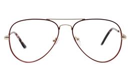 Aviator Metal Prescription glasses for Fashion,Classic,Party Bifocals
