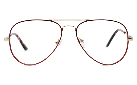 Aviator Metal Prescription glasses