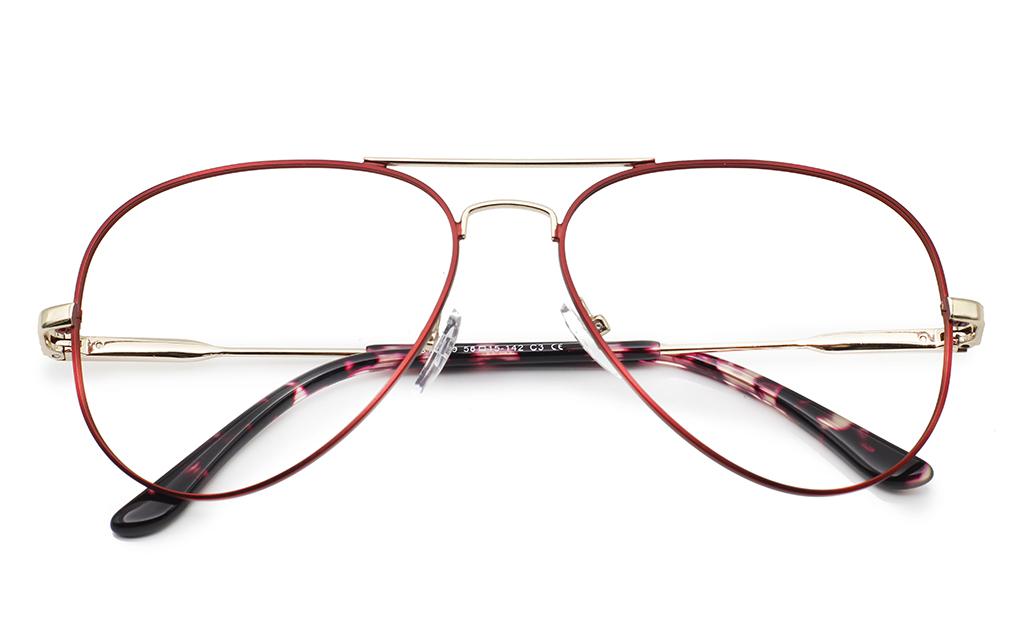 Aviator Metal Prescription glasses