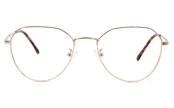 Hexagonal Oval EyeGlasses