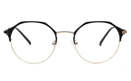 Round Hexagonal Glasses