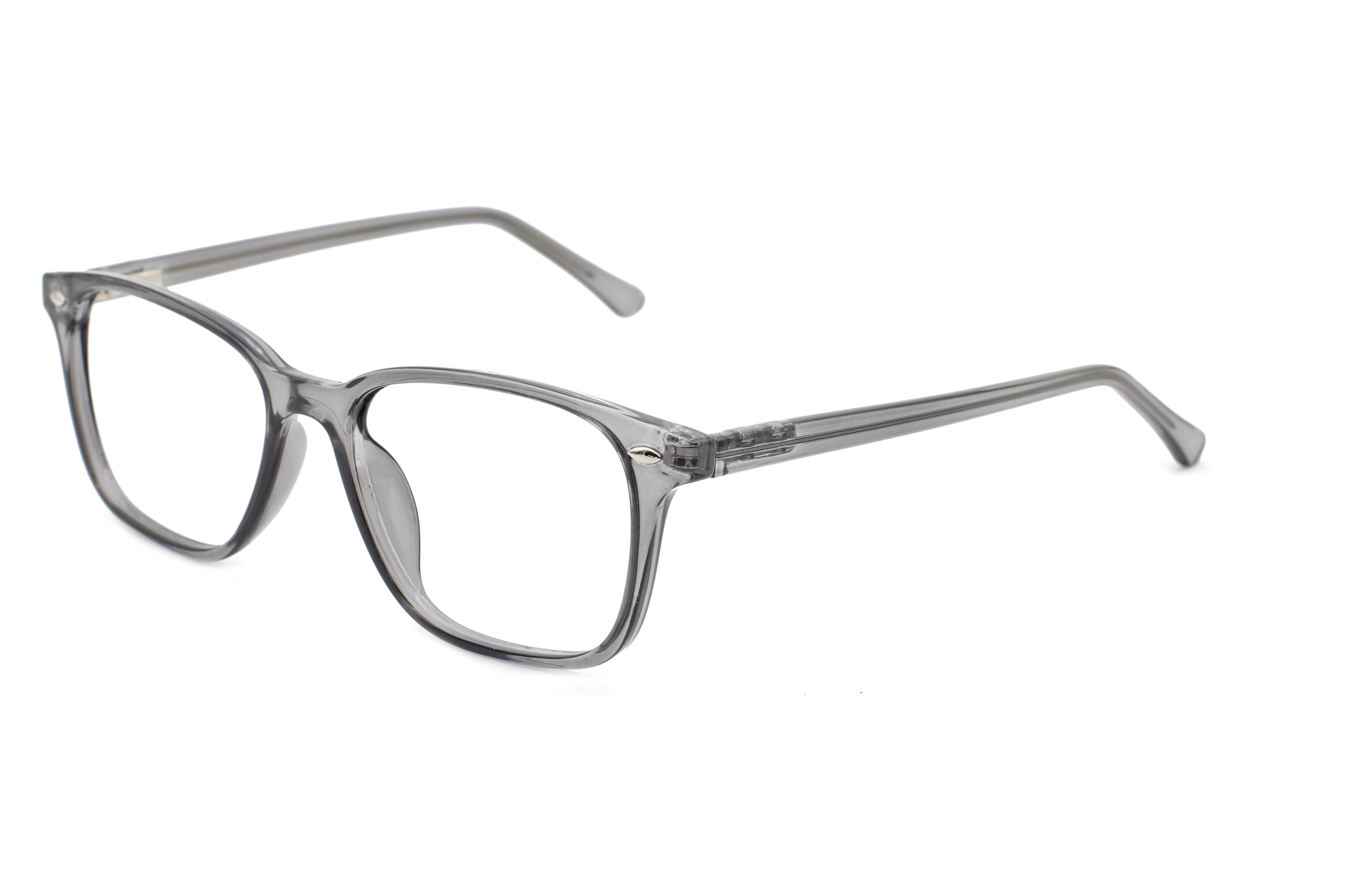 Unisex Oval Optical Frame