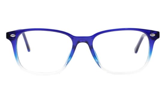 Unisex Oval Optical Frame