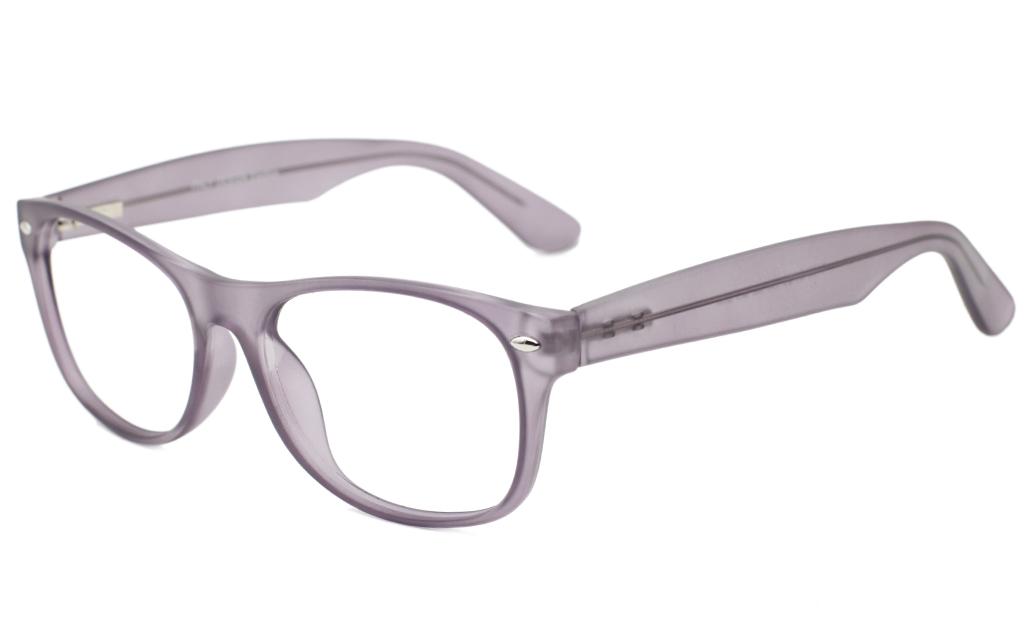 Eyeglasses Unisex Oval Frame