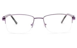 Half Rim women eyeglasses for Fashion,Classic,Party,Nose Pads Bifocals