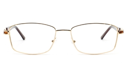 Full Rim Eyeglasses Frame for Fashion,Classic,Party,Nose Pads Bifocals
