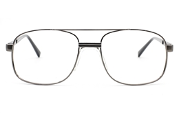 Double Bridge EyeGlasses for Fashion,Classic,Party,Nose Pads Bifocals