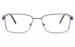 Women Prescription Eyeglasses for Fashion,Classic,Party,Nose Pads Bifocals