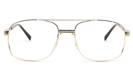 Double Bridge EyeGlasses for Fashion,Classic,Party,Nose Pads Bifocals