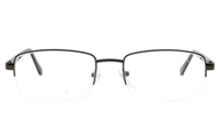 Semi Rimless Unisex Eyeglasses