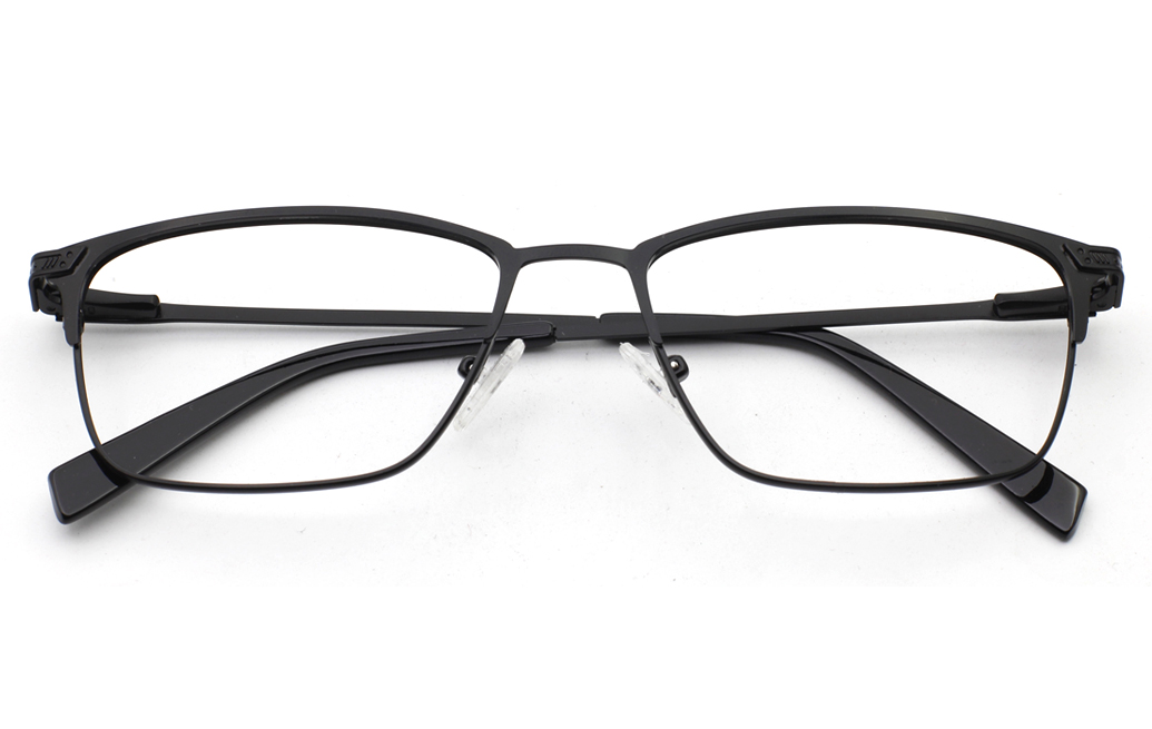 THIN & LIGHTWEIGHT METAL EYEGLASSES