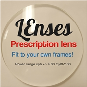 Replacement Prescription Lenses To Your Fame for Fashion,Classic Bifocals