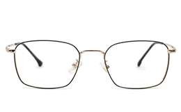 Rectangle Square eyewear 51-19 for Fashion,Classic,Party,Nose Pads Bifocals