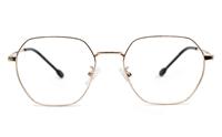 Hexgonal Eyeglasses