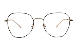 Octagon eyewear 52-18 for Fashion,Classic,Party,Nose Pads Bifocals