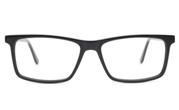 Rectangle Glasses Frame for Fashion,Classic,Party,Sport Bifocals