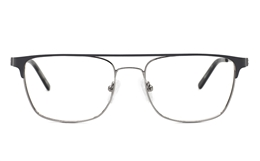 Flat Top Bridge Glasses for Fashion,Classic,Party,Nose Pads Bifocals