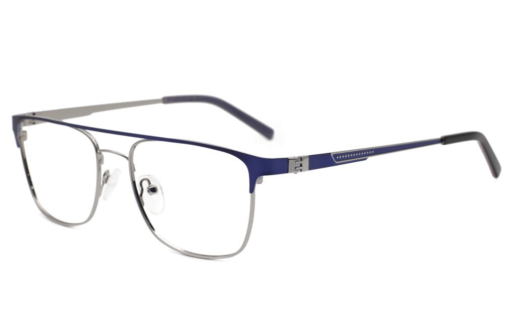 Flat Top Bridge Glasses