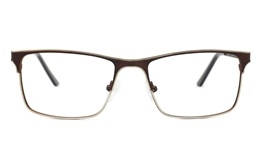 Men Two Tone Eyeglasses Frame for Fashion,Classic,Party,Sport,Nose Pads Bifocals