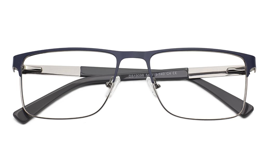 Men Flat Top EyeGlasses