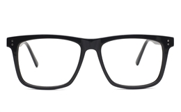 Square Acetate Eyeglasses Frame for Fashion,Classic,Party Bifocals