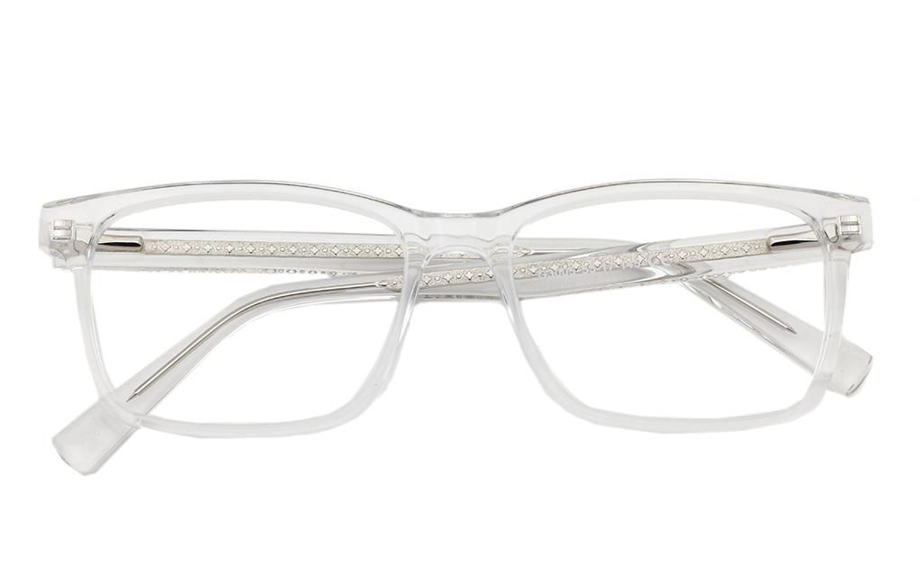 Rectangle Eyeglasses for Men and Women