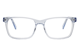 Rectangle Eyeglasses for Men and Women for Fashion,Classic,Party Bifocals