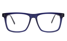 Square Acetate Eyeglasses Frame