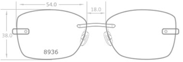 selected lens shape