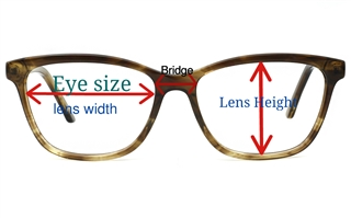 How Do You Measure for Eyeglasses?
