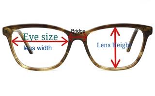 How Do You Measure for Eyeglasses?