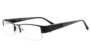 Free RX Semi-rimless Glasses