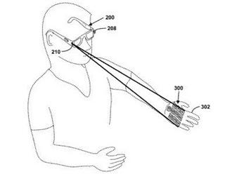 Tech Tuesday: Google Files Patent For Laser Eyewear