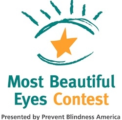 2013 Most Beautiful Eyes Contest from Prevent Blindness America Launches