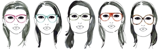 Choosing the Best Discount Eyeglass Frames That Suit You