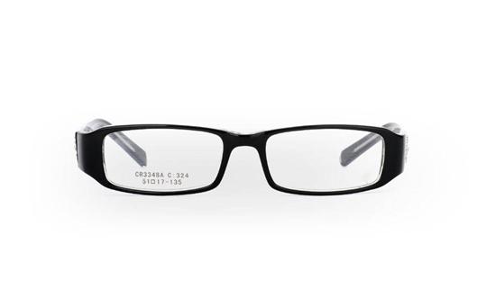 CR3348 Acetate(ZYL) Full Rim Womens Optical Glasses