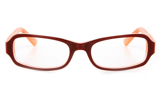 Vista Kids 0562 Acetate(ZYL) Womens Full Rim Square Optical Glasses