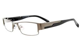 Poesia 6616 Stainless Steel Mens&Womens Full Rim Optical Glasses