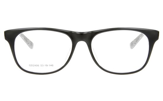 GD2406 Acetate(ZYL) Mens&Womens Full Rim Optical Glasses