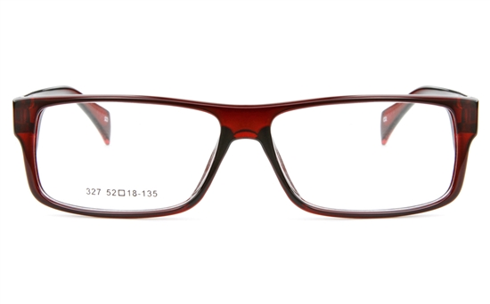 327 Mens&Womens Full Rim Square Optical Glasses