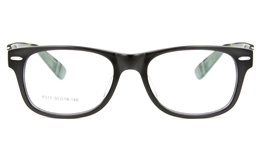 F011 Acetate(ZYL) Mens Womens Full Rim Optical Glasses for Fashion,Classic,Party Bifocals