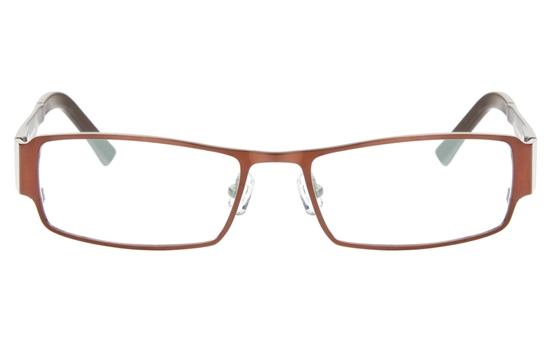 Z6618 Stainless Steel/TR90 Mens Full Rim Square Optical Glasses