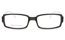 JB8397Acetate(ZYL) Mens Womens Full Rim Square Optical Glasses for Party,Sport Bifocals