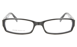 JB8399 Acetate(ZYL) Womens Full Rim Square Optical Glasses for Party Bifocals