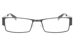 SJ082 Stainless Steel Mens&Womens Full Rim Square Optical Glasses