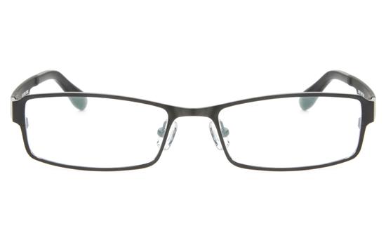 Z6612 Stainless Steel/TR90 Mens Full Rim Square Optical Glasses